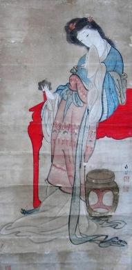Belleza de la época Tang