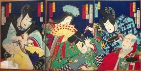 Kunichika Toyohara (1835-1900)