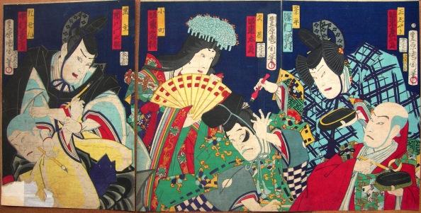 Kunichika (1835-1900)