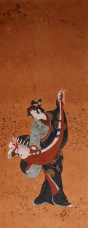 Danza con caballito